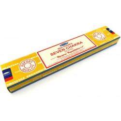 12x Satya Seven Chakra Incense Sticks